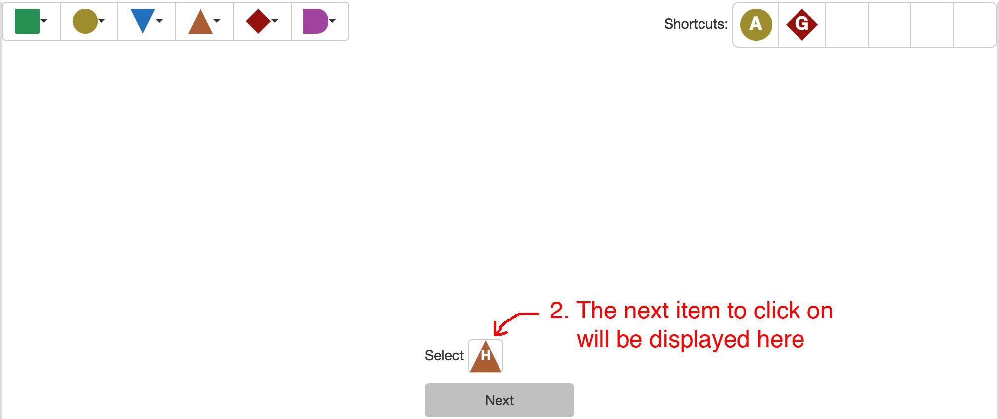 clicks per second test
